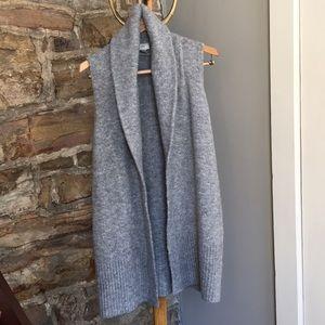 Sweater, grey